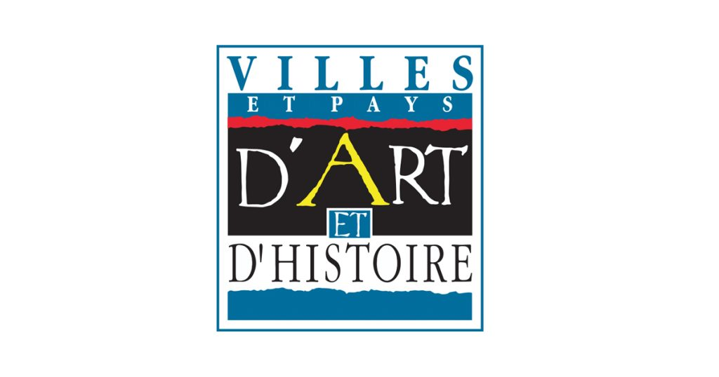Logo Villes et Pays d'Art et d'Histoire