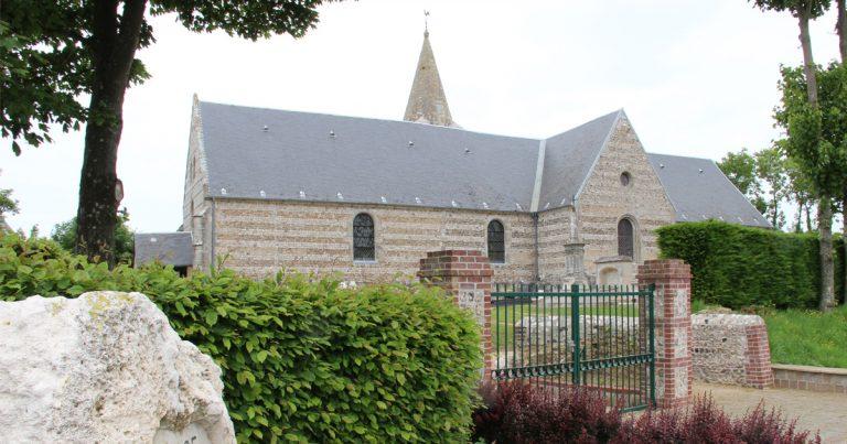 Eglise de Criquebeuf-en-Caux