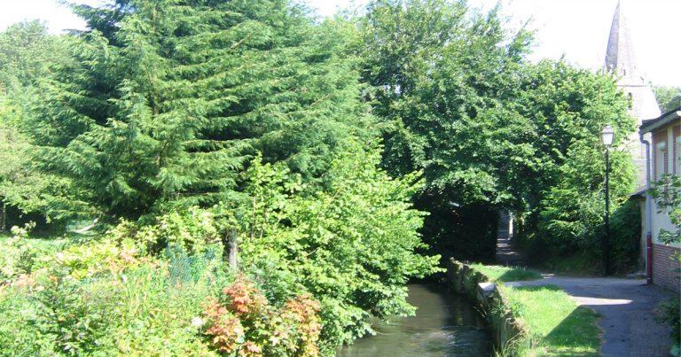 Rivière la Ganzeville