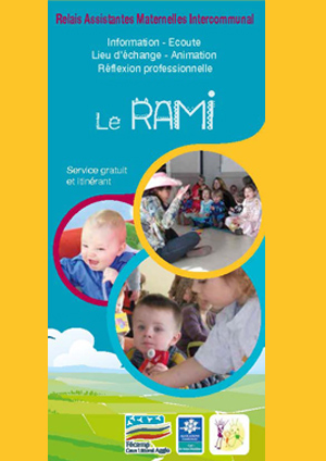 Couverture de la plaquete présentation du RAMI