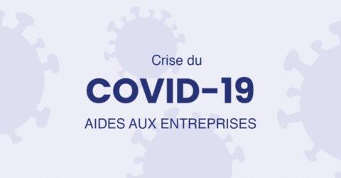 Covid 19 Aides aux entreprises