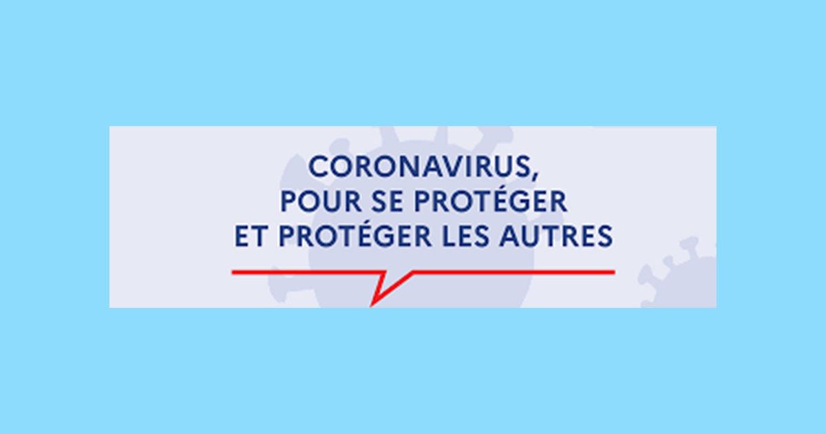 Visuel Coronavirus