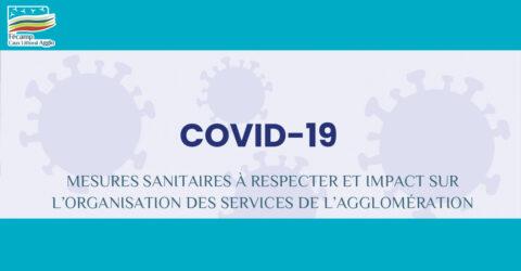Bandeau Covid 19