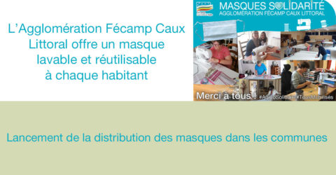 Distribution des masques